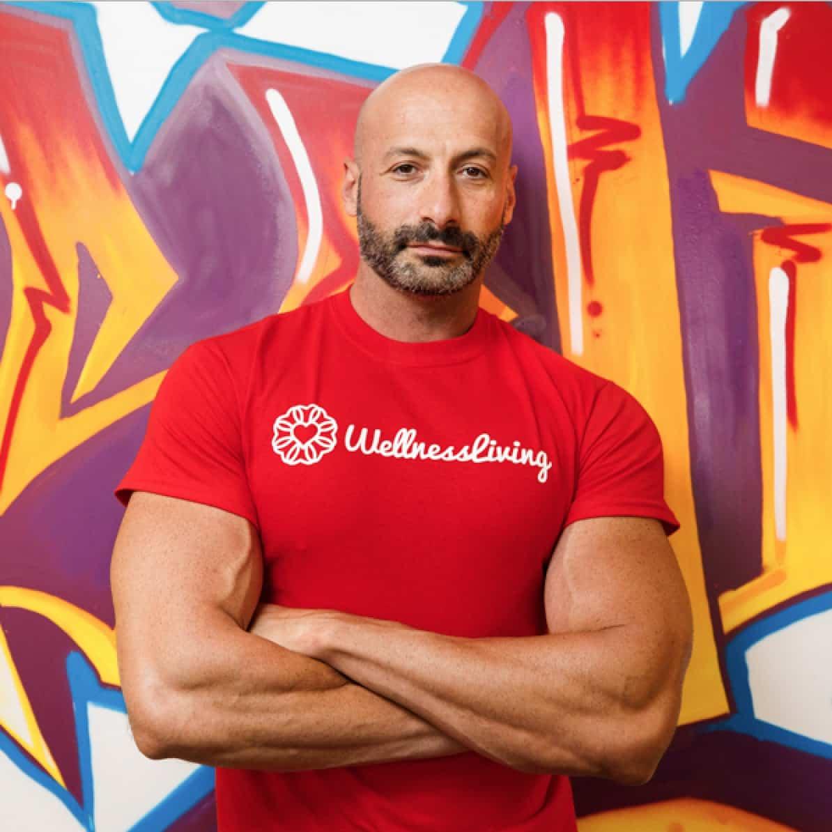 WellnessLiving CEO & Co-founder